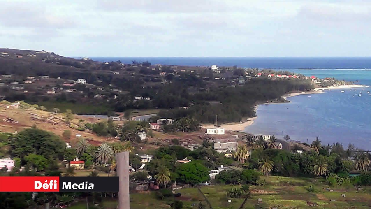 l'île Rodrigues