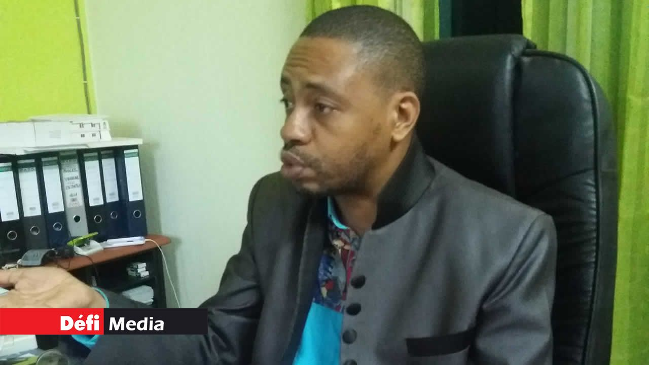 Amirdine Mohamed, maire de Mutsamudu