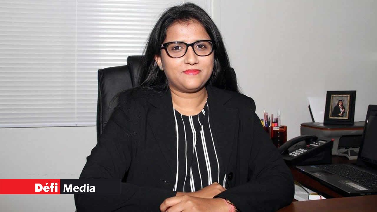 L'avocate Neelam Ramsaran-Jogeea.