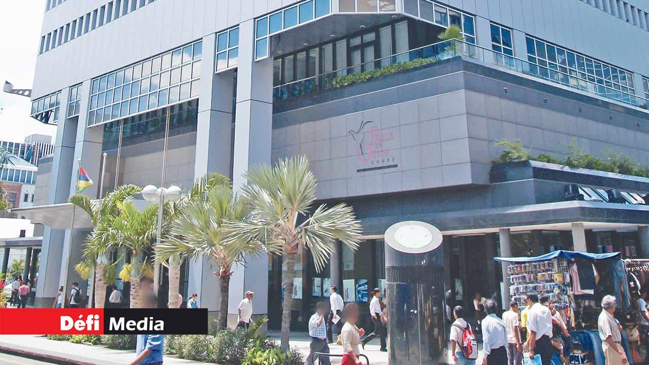Air Mauritius building