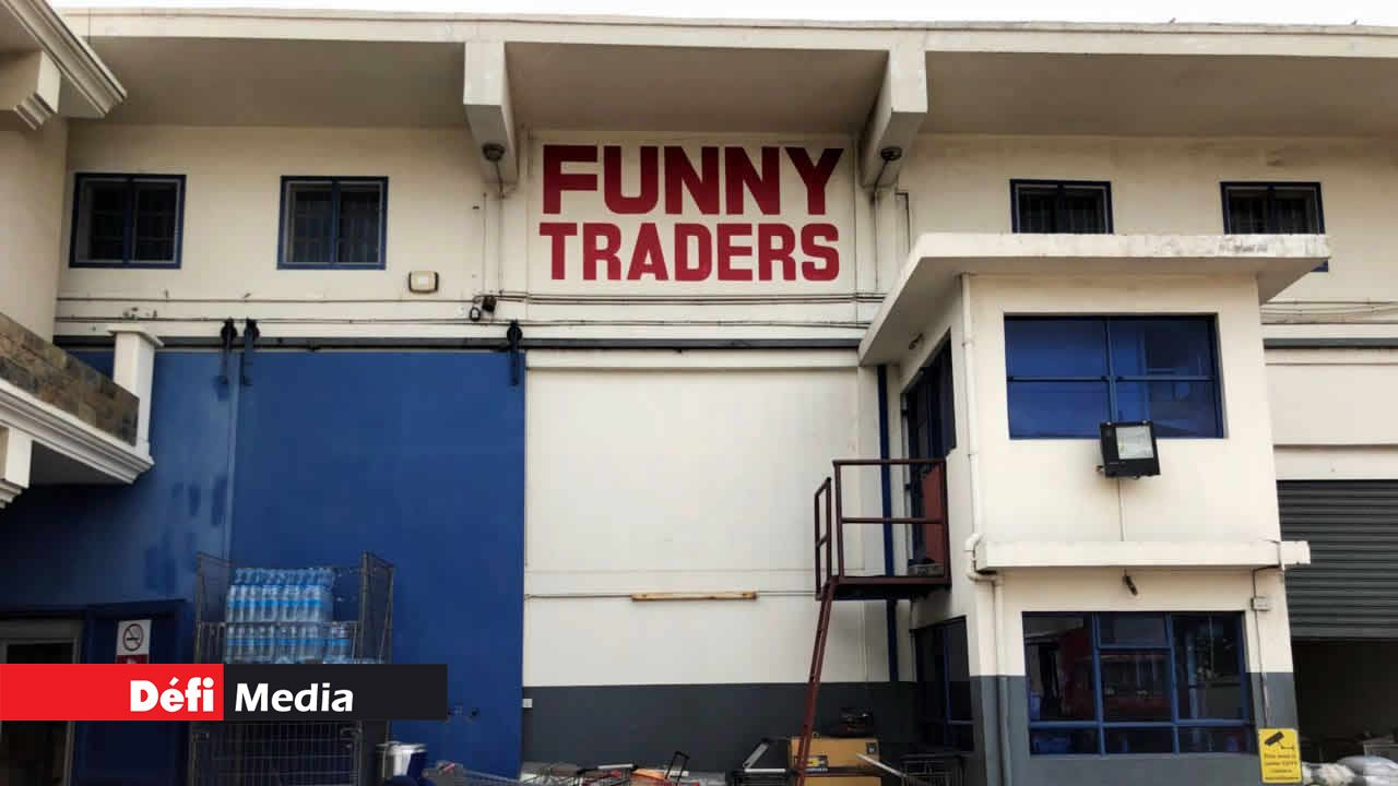 Funny Traders