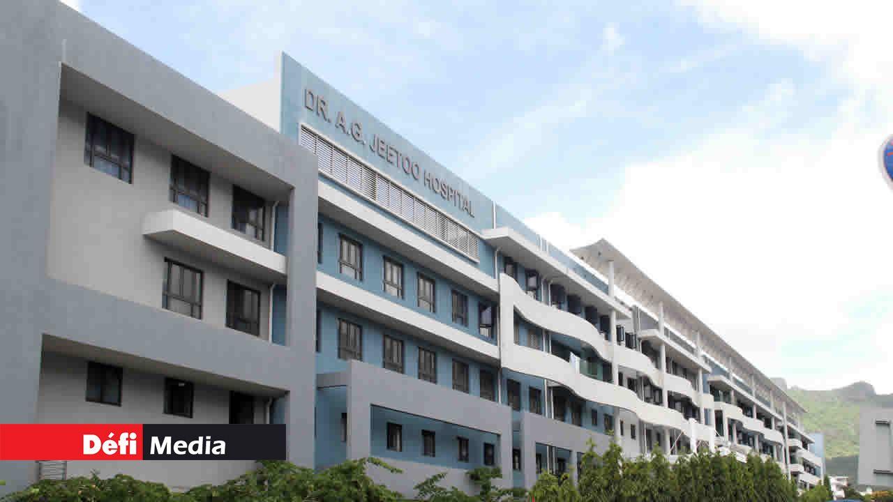 hôpital Dr A.G. Jeetoo