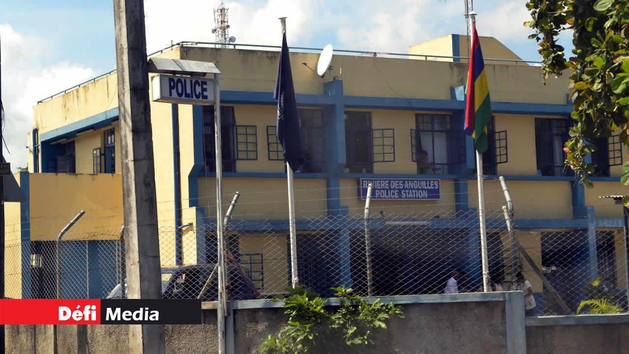 police de Rivière-des-Anguilles
