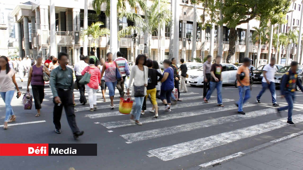 population mauricienne