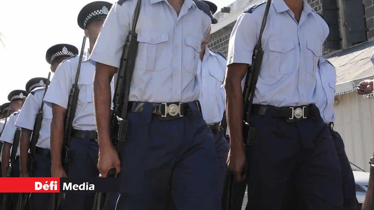 Force policière