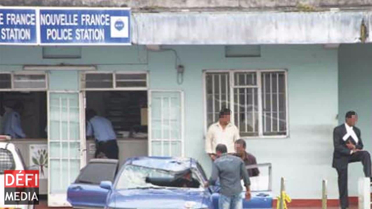 Station Nouvelle-France