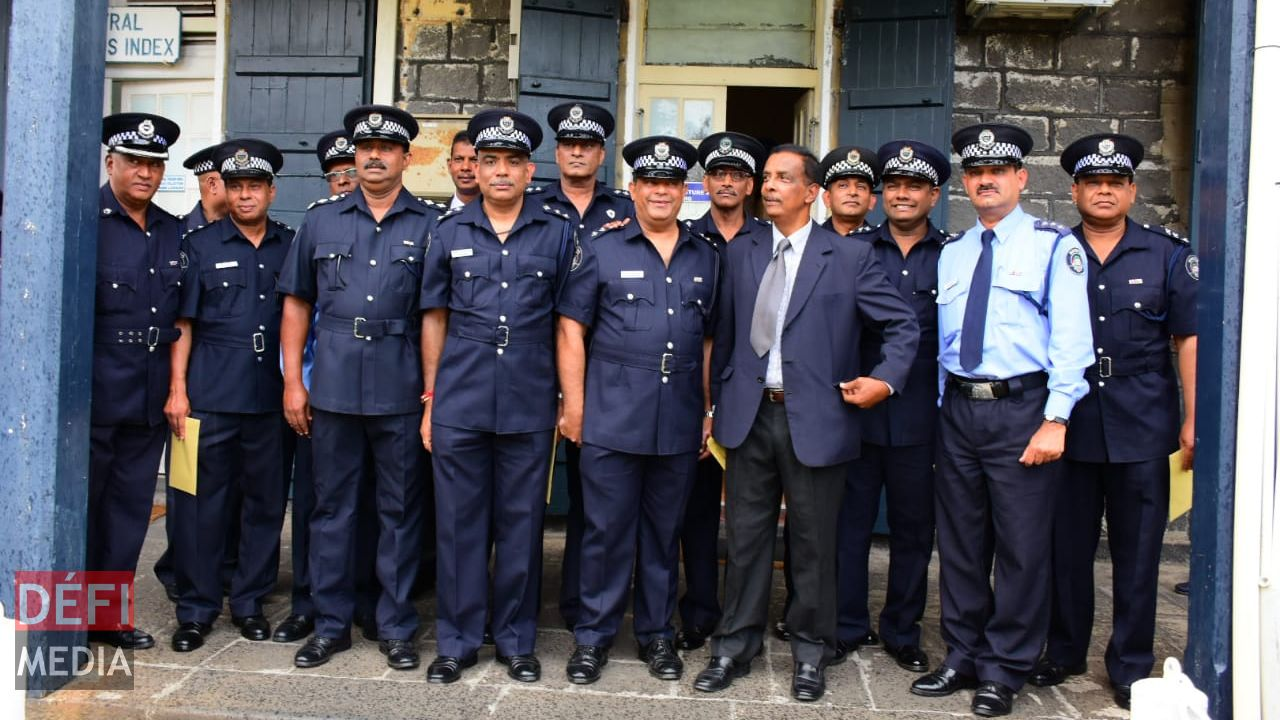policière Promotion