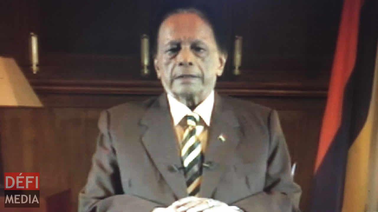 Le Premier ministre Aneerood Jugnauth a soumis sa démission — Maurice