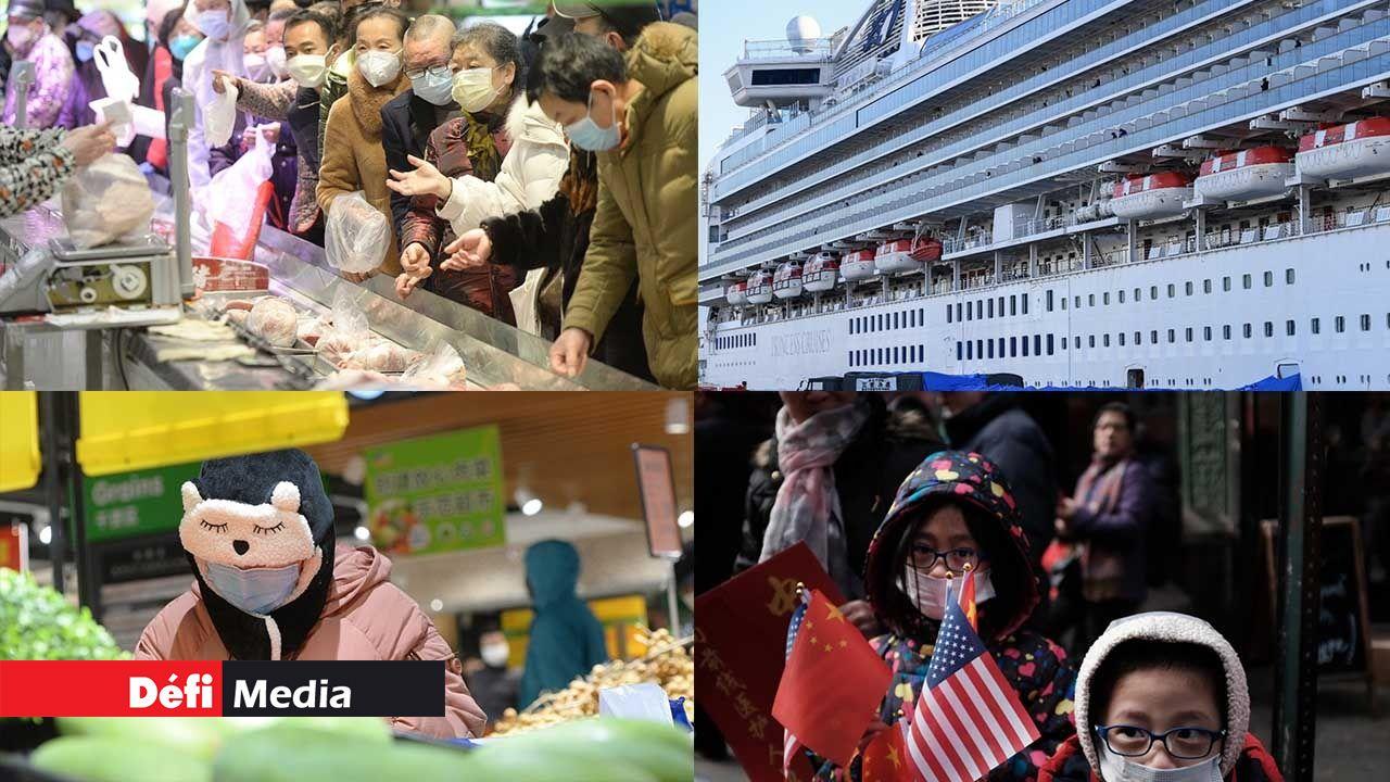 2019-nCoV : plus de 1000 décès en Chine