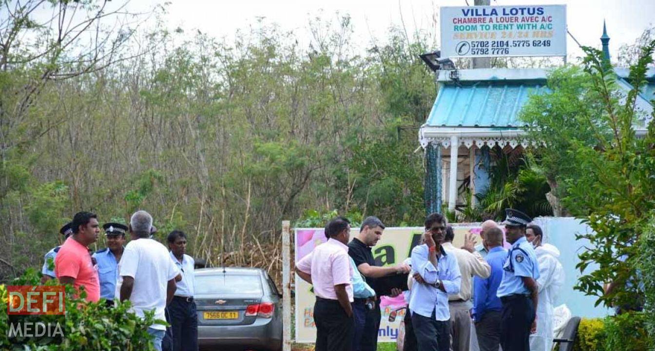 Le corps sans vie de Ravi Turoubal avait été retrouvé, portant des traces de blessures, dans la Villa Lotus à Pointe-aux-Biches.