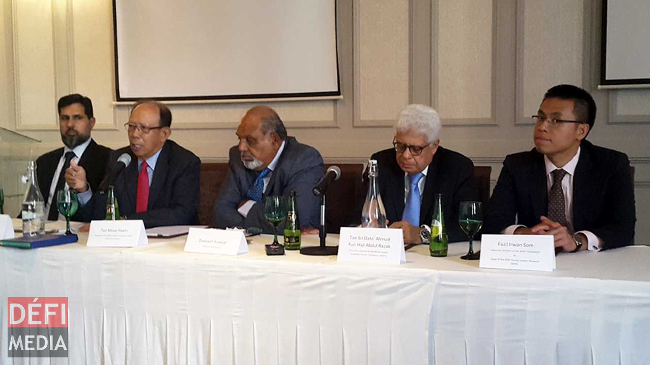 Mauritius solicited to host World Islamic Economic Forum in 2018