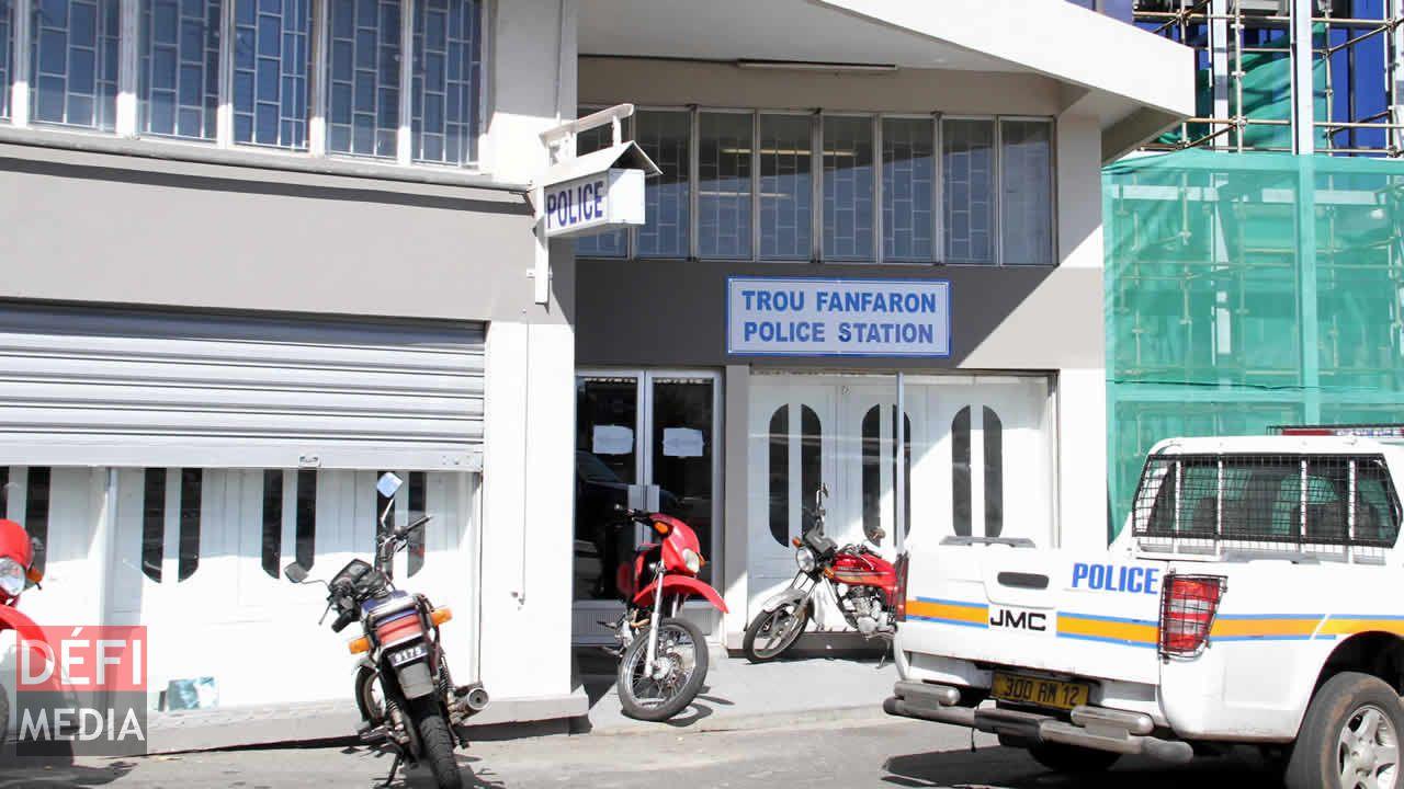 Station Trou Fanfaron