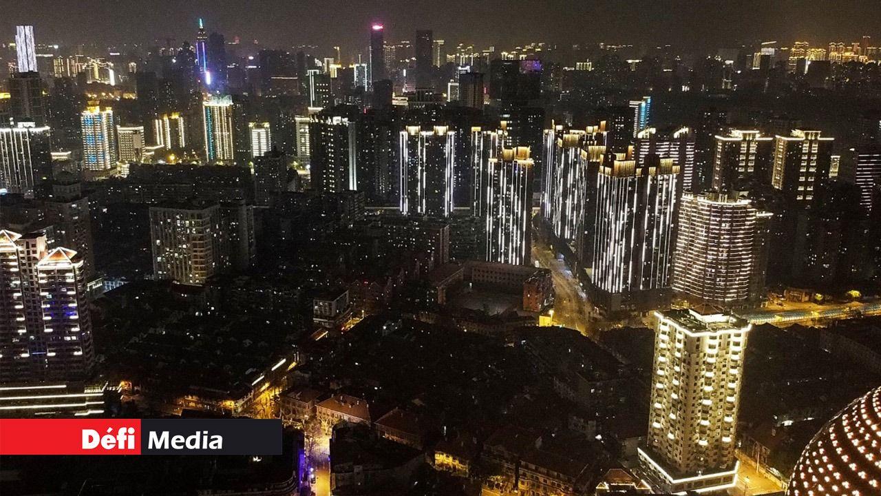 Les images étonnantes des villes fantômes hantées par le coronavirus — Chine