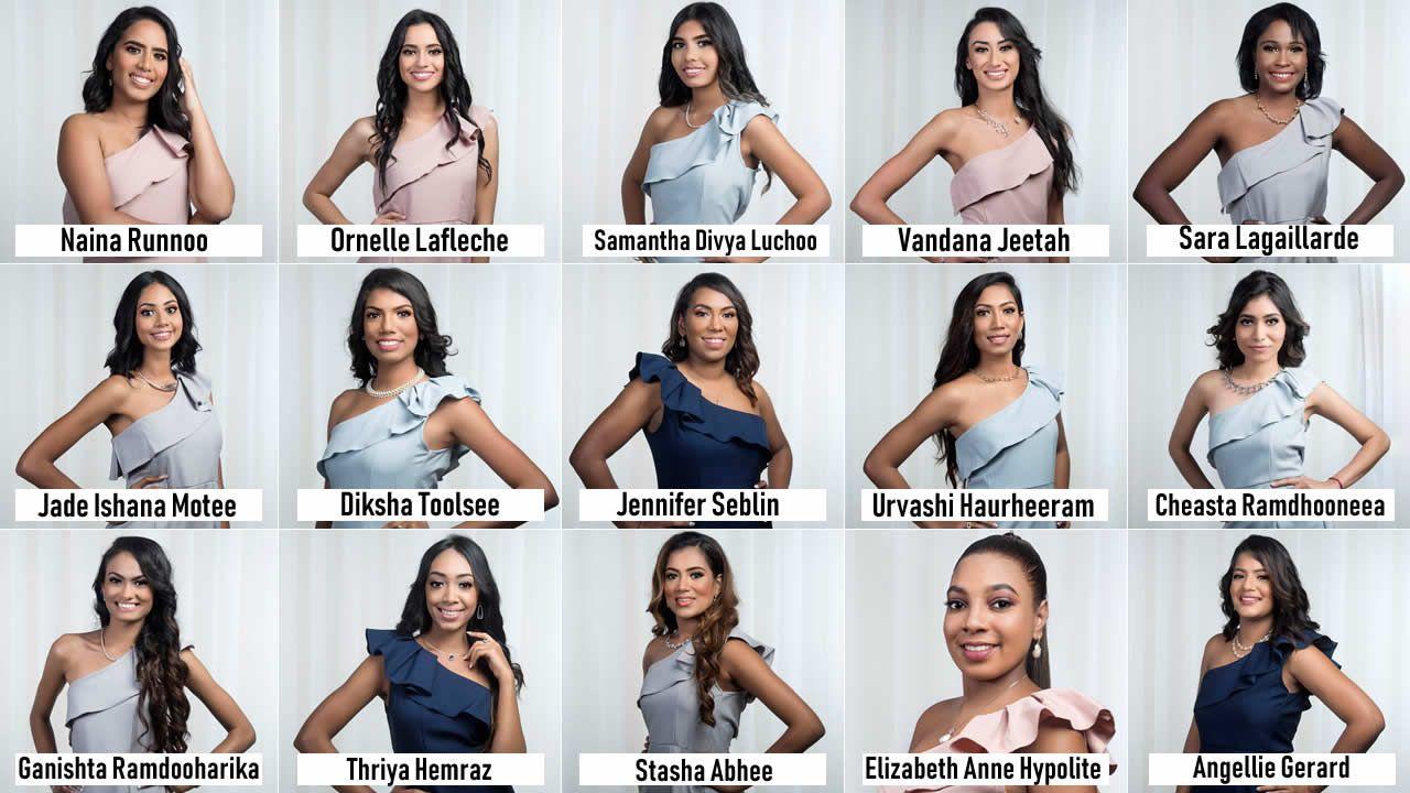 Miss Universe Mauritius 2019