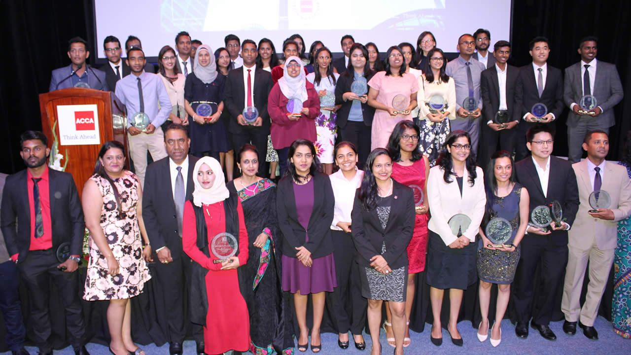 ACCA High Achievers : Putting Mauritius on the World Map   Defimedia