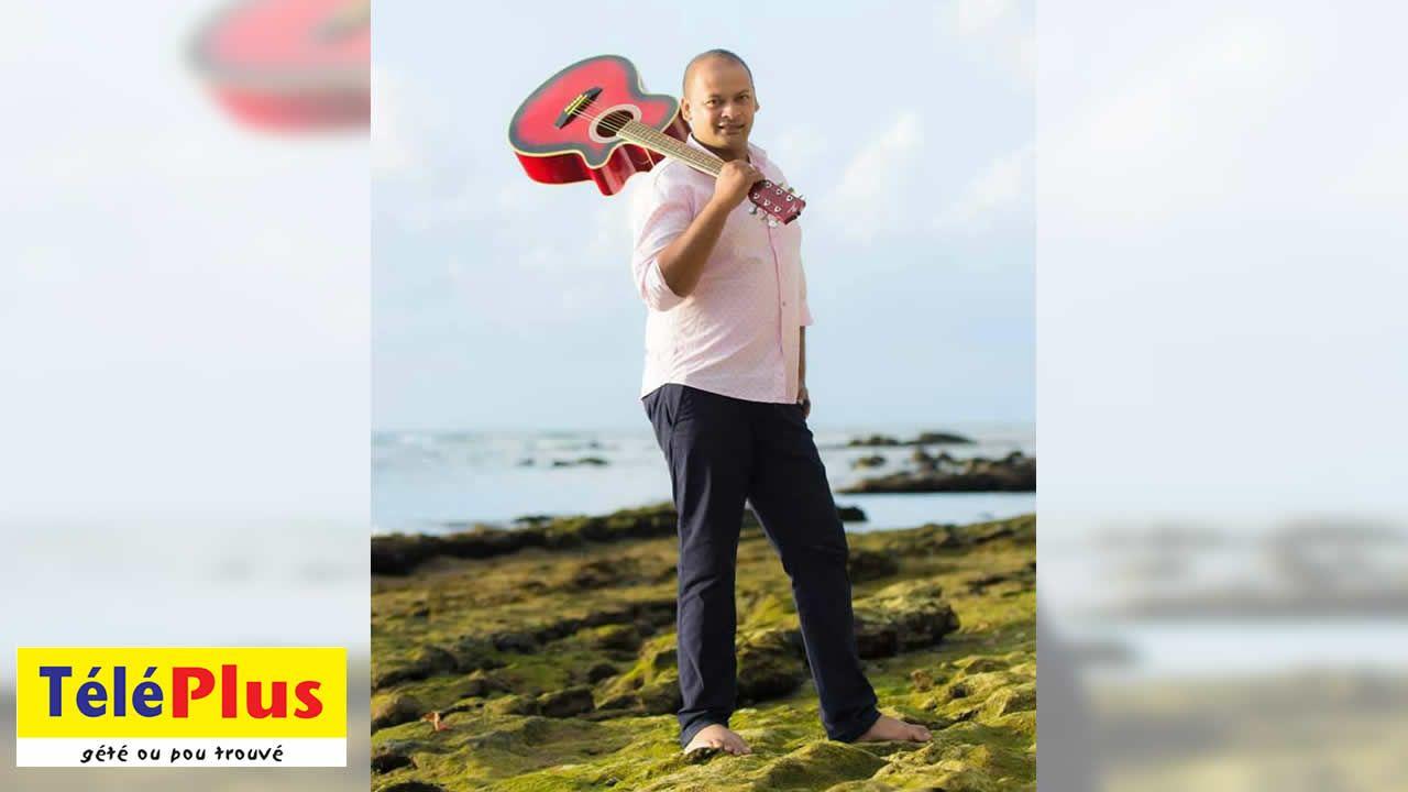 Kunal Heereelall pratique de la musique depuis plus de deux décennies.