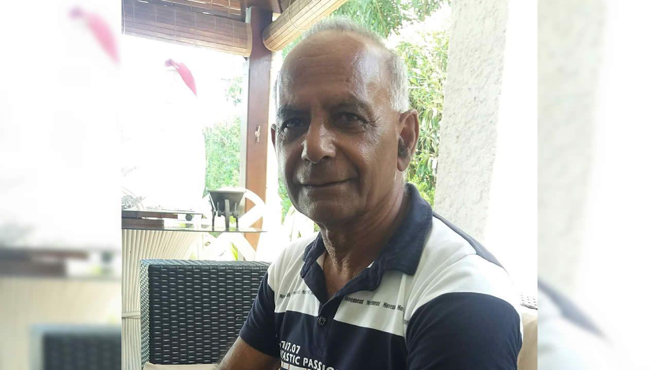 Kamlesh Coomar Fulena a déjà sauvé une vie et a été le coach de la famille Jugnauth.