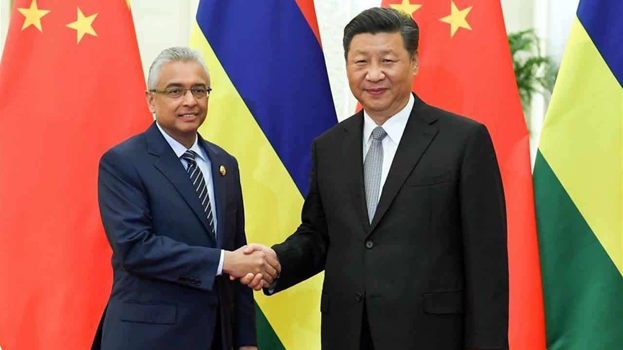 Chine-Maurice