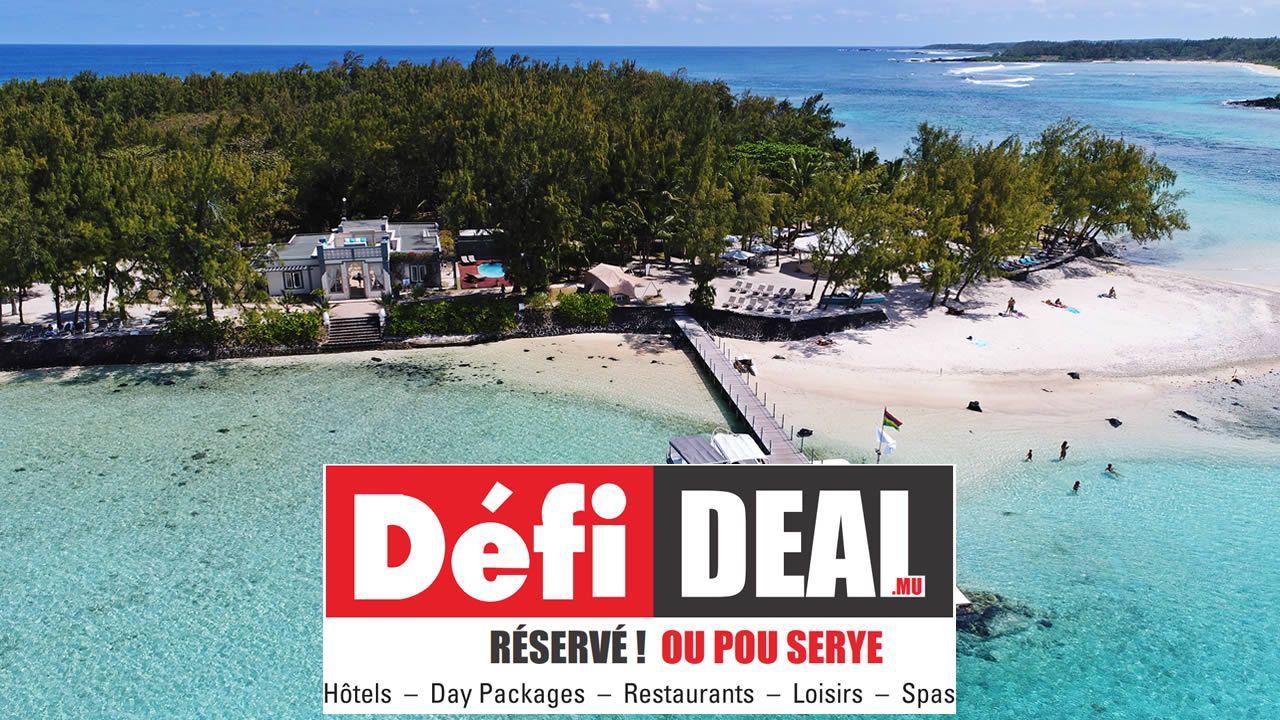 Île Des Deux Cocos Lux*Resorts