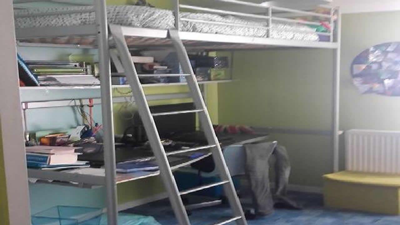 lit etage