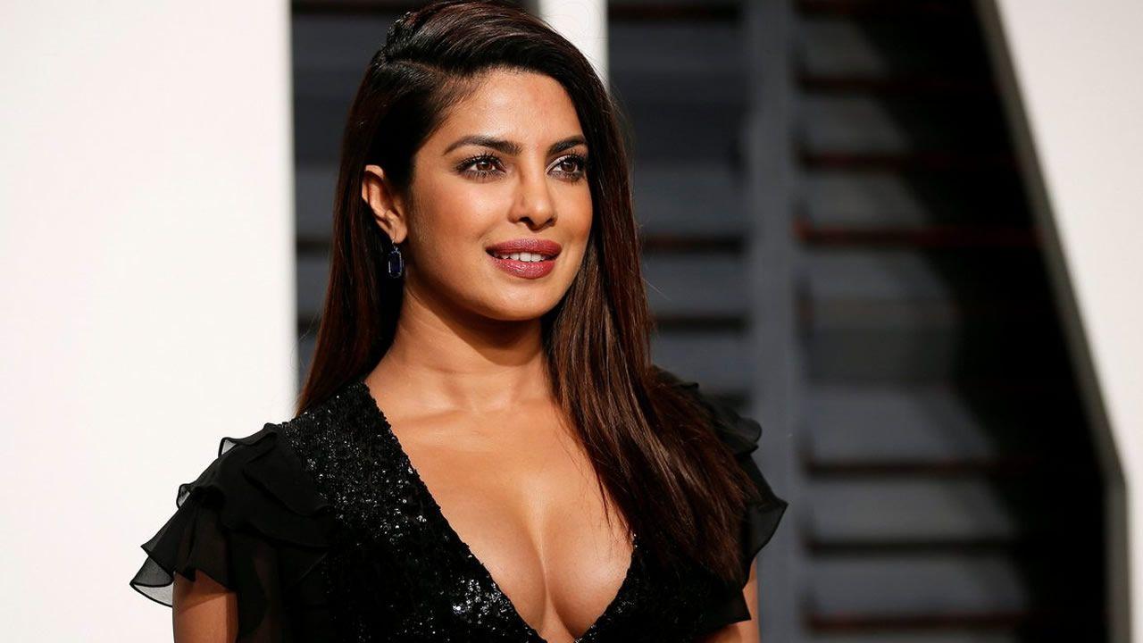 """Résultat de recherche d'images pour """"Priyanka Chopra sur son premier film"""""""