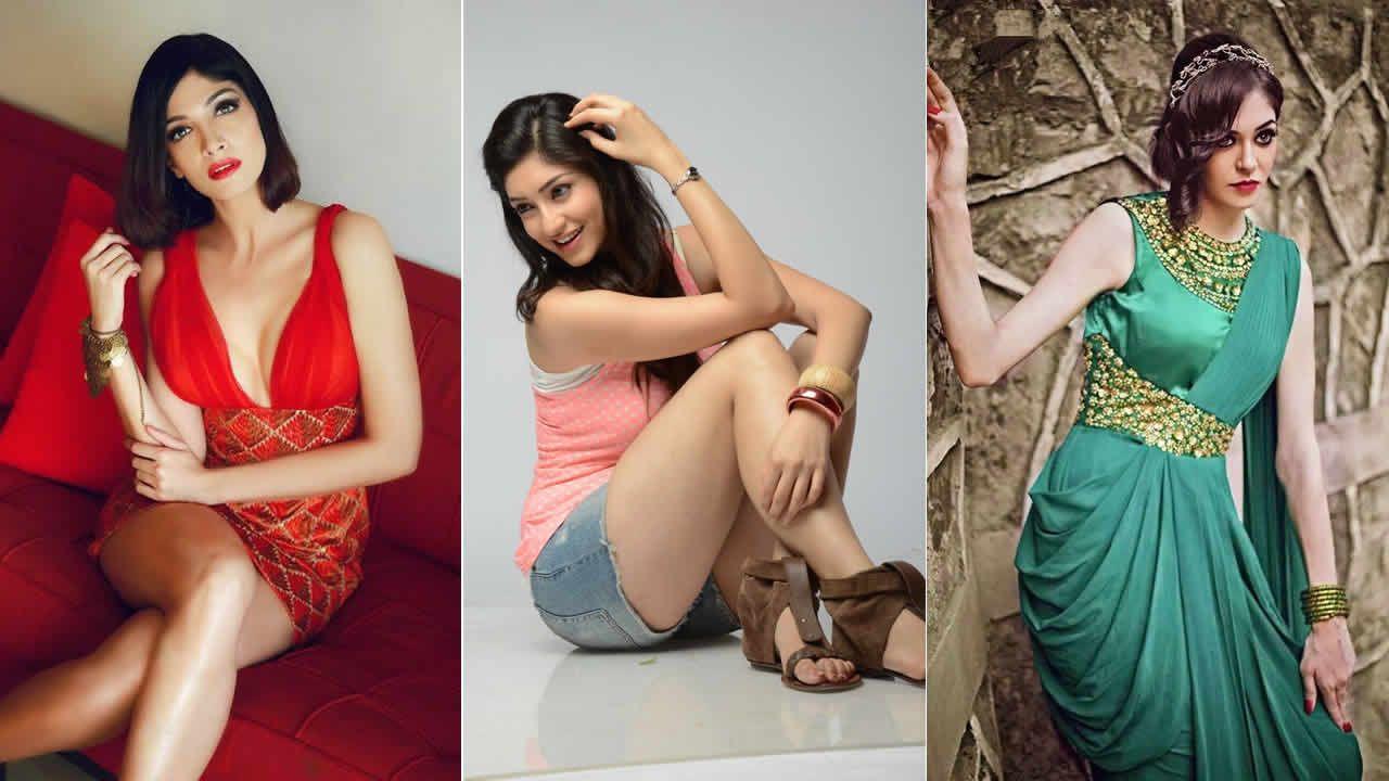 Dimple Patel, Tanvi Vyas et Simran Mahendrawal.