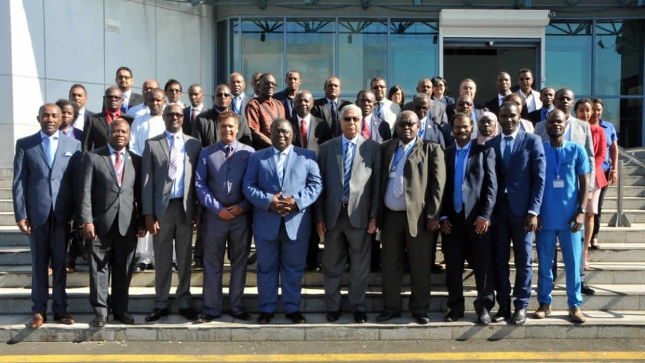 AU Customs Technical Working Group meeting