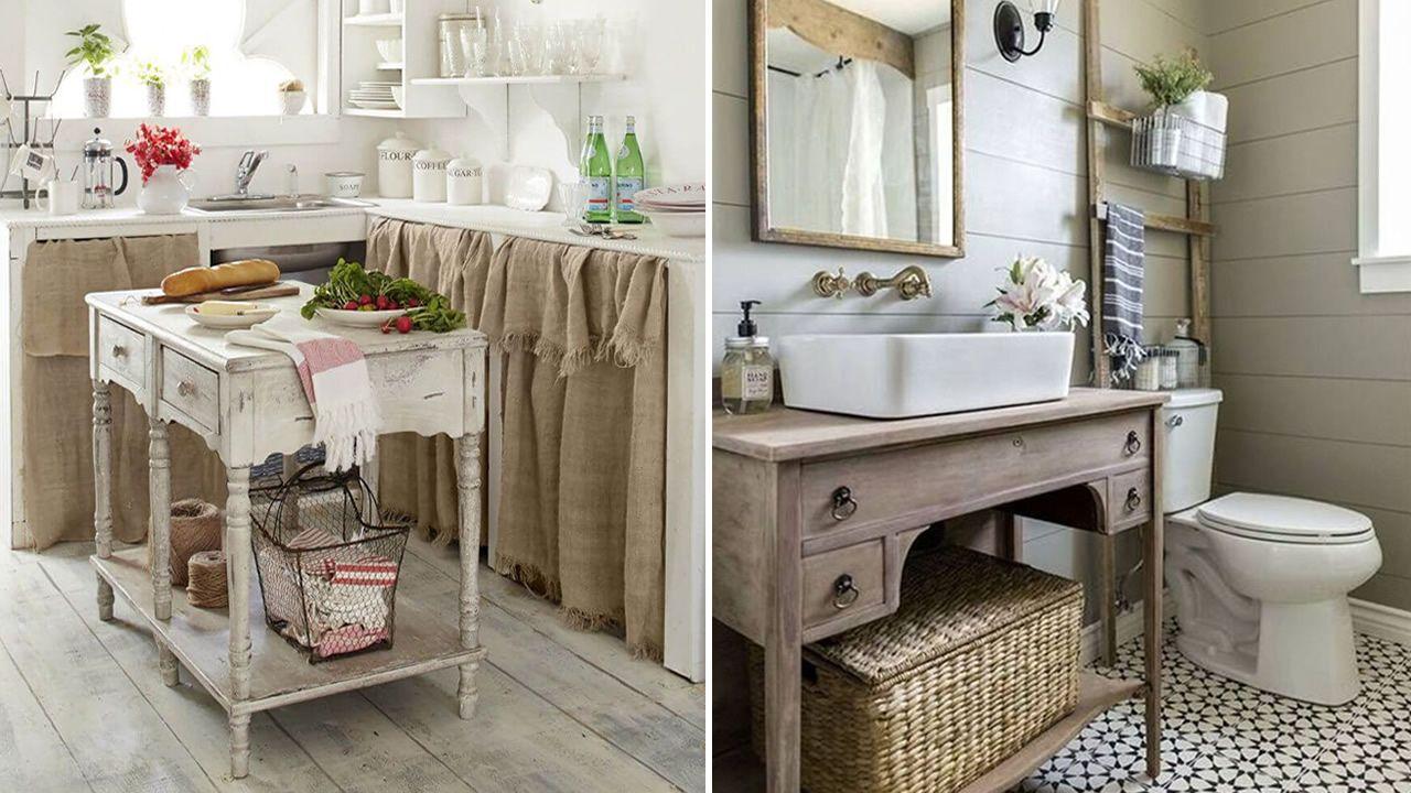 Deco Chambre Style Cottage Anglais esprit champêtre : comme à la campagne | defimedia