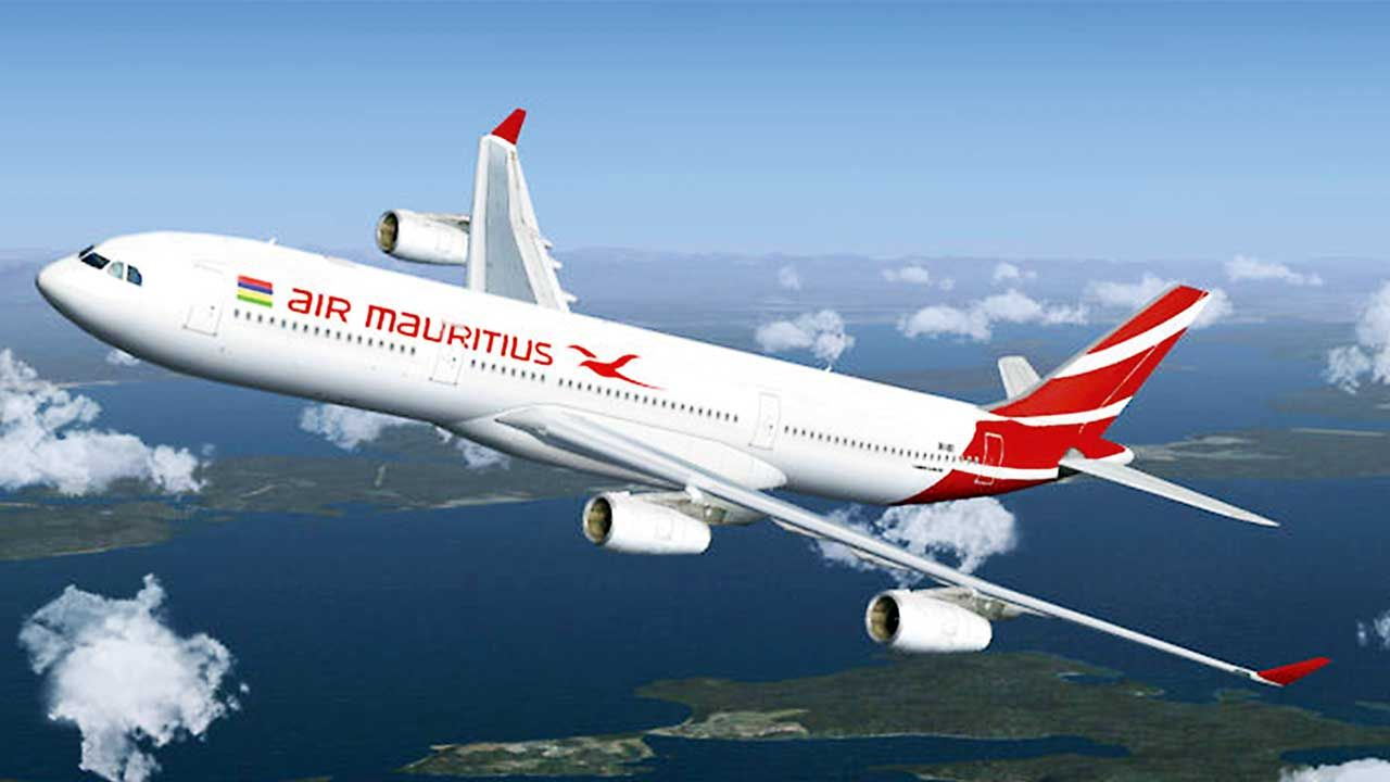 Image result for Air Mauritius