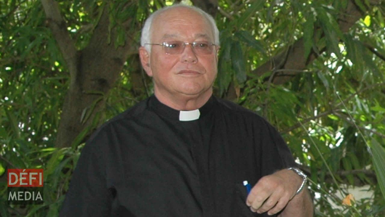 Le père Philippe Goupille