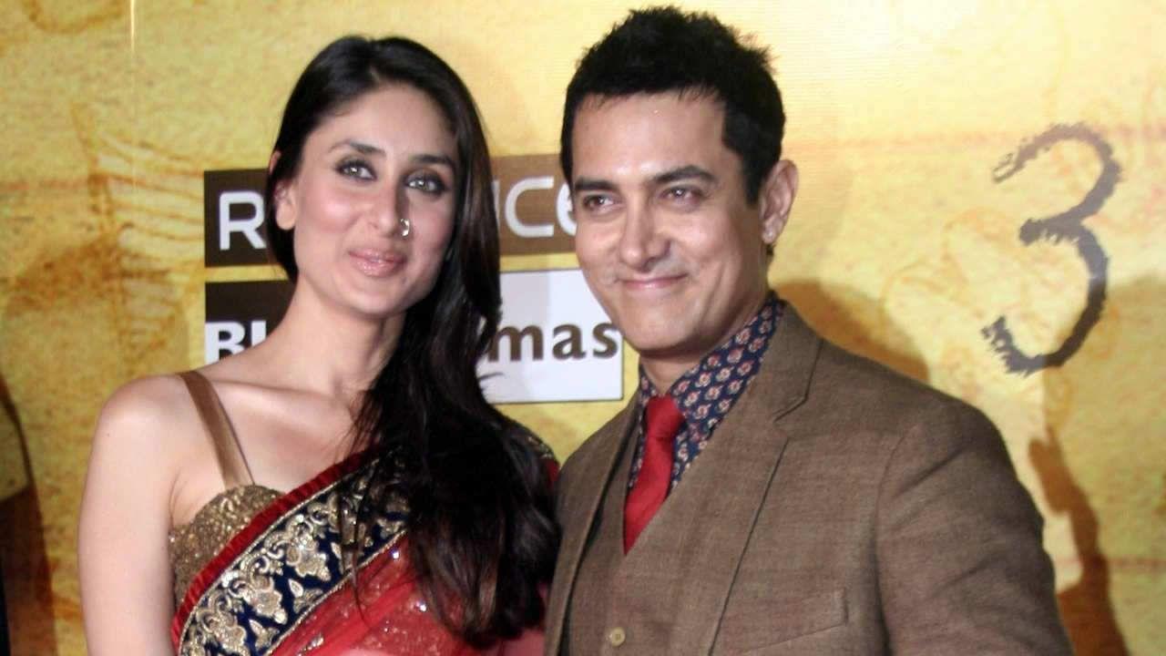 Kareena Kapoor et Aamir Khan