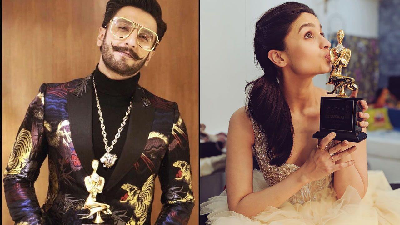 Ranveer Singh et Alia Bhatt