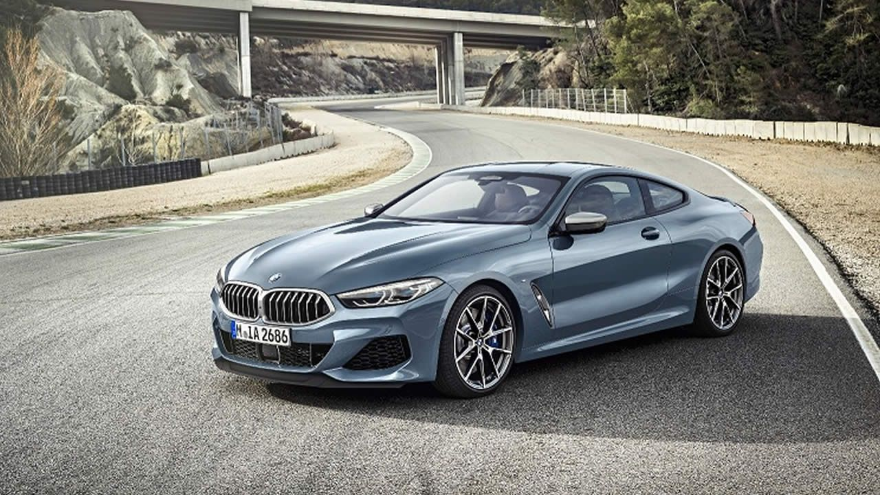 Vroom -BMW M850i xDrive : àcouper le souffle