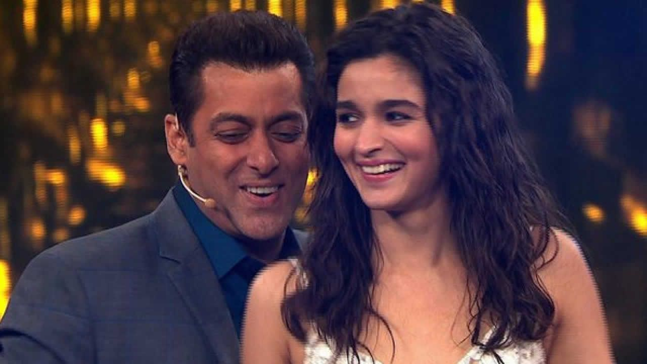 Salman Khan  et Alia Bhatt
