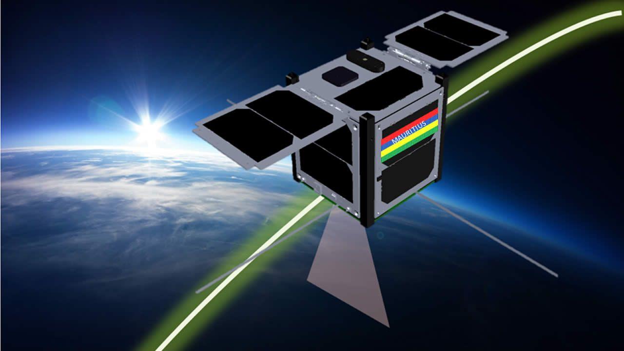 Mauritian  Infrared Satellite