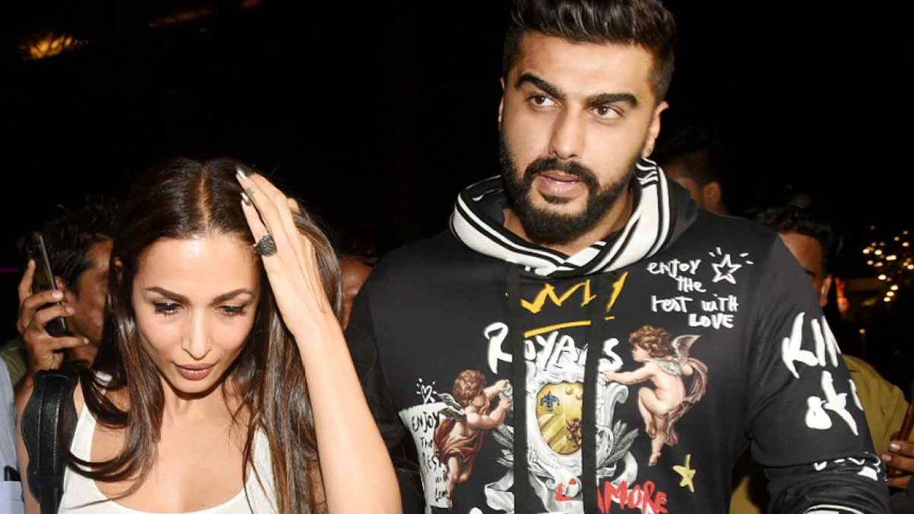 Malaika Arora et Arjun Kapoor