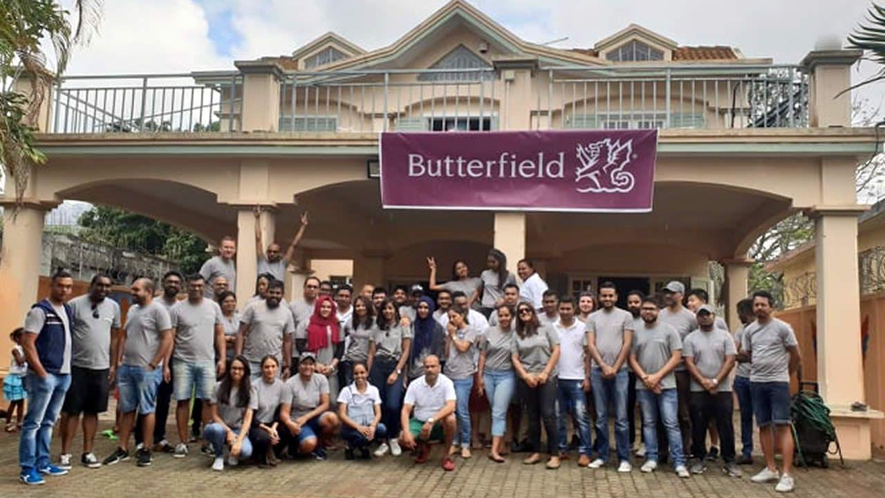 Butterfield Team