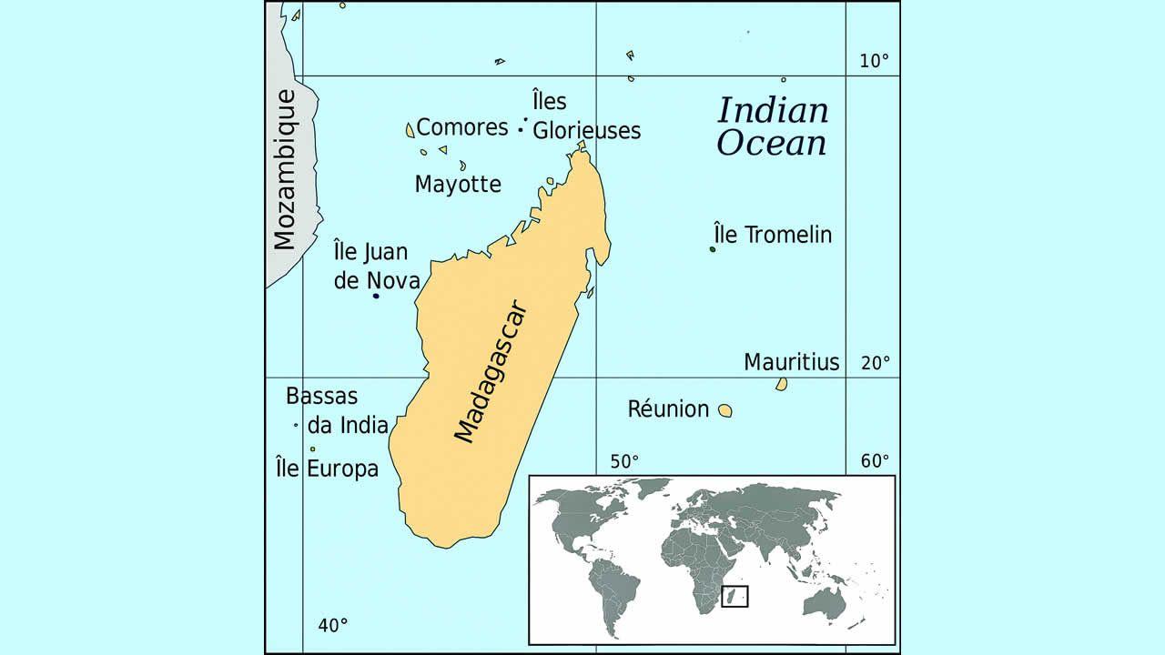 l'île Tromelin