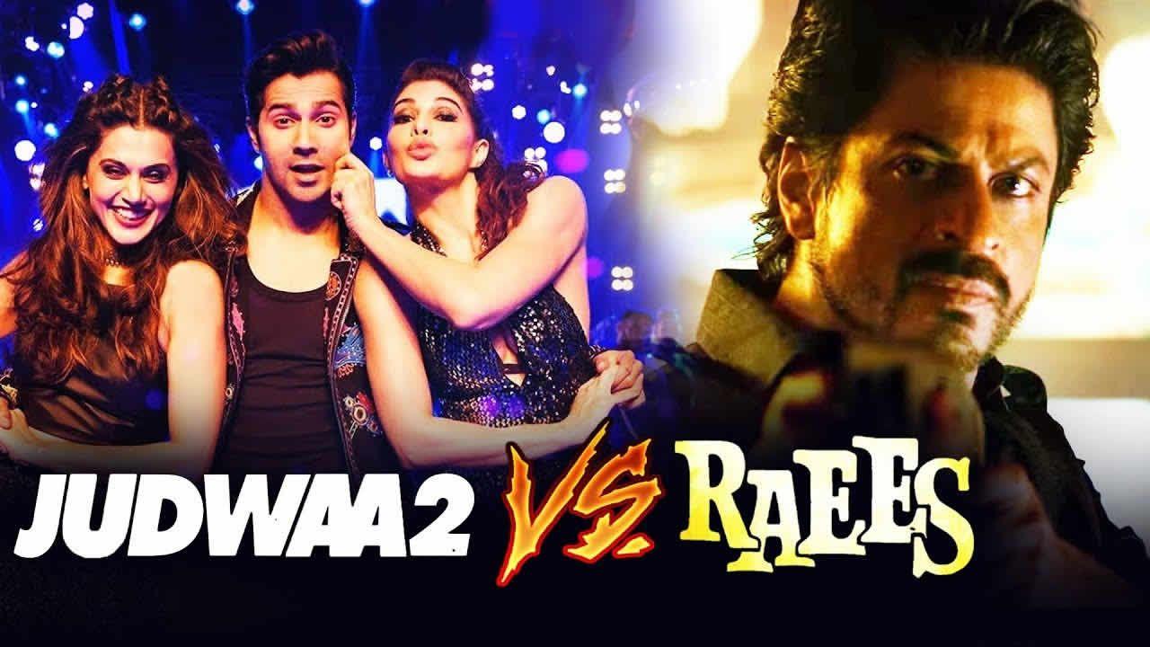 Judwaa 2 vs Raees