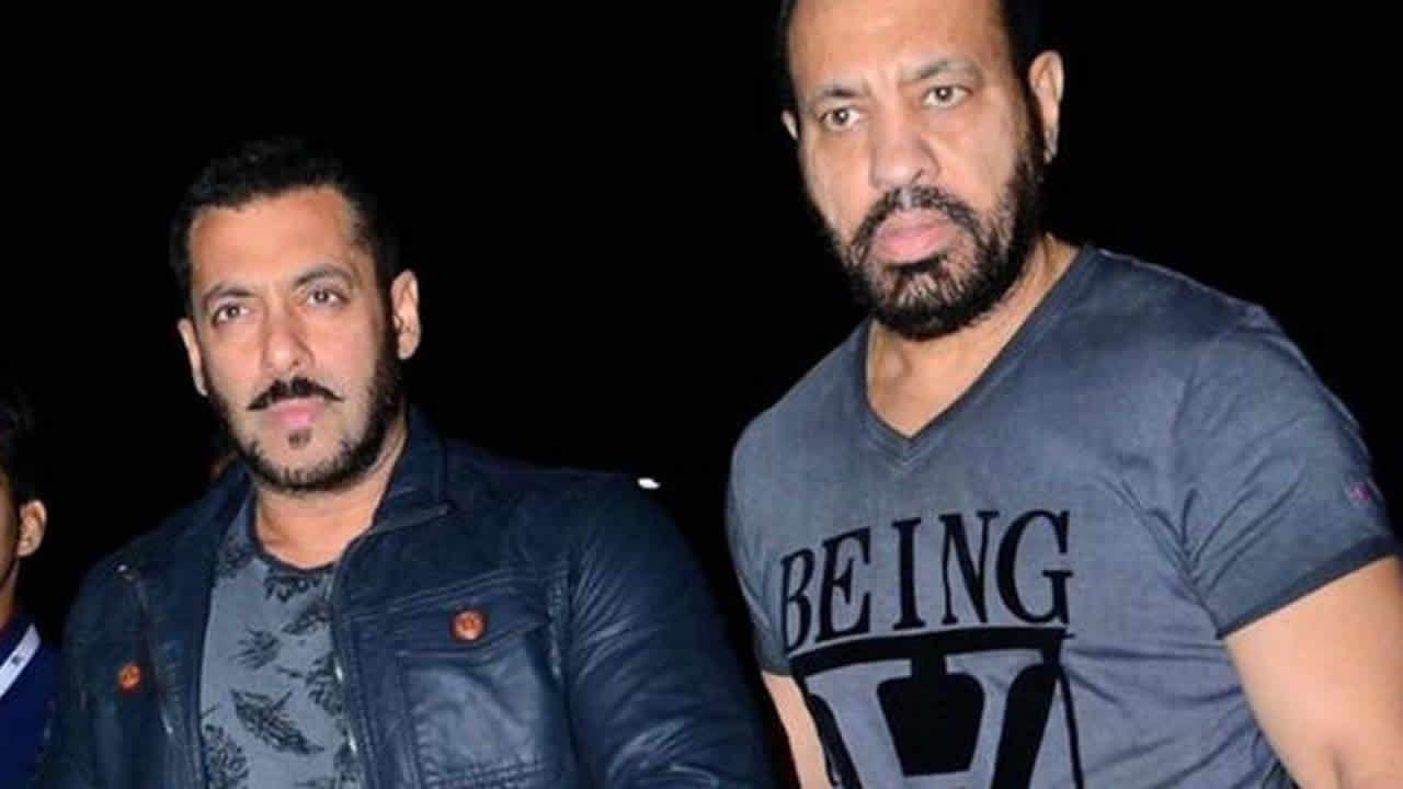Salman Khan et Shera