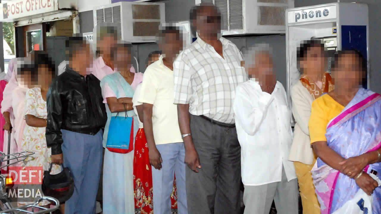 Sécurité sociale : la pension de vieillesseà 243 776 Mauriciens