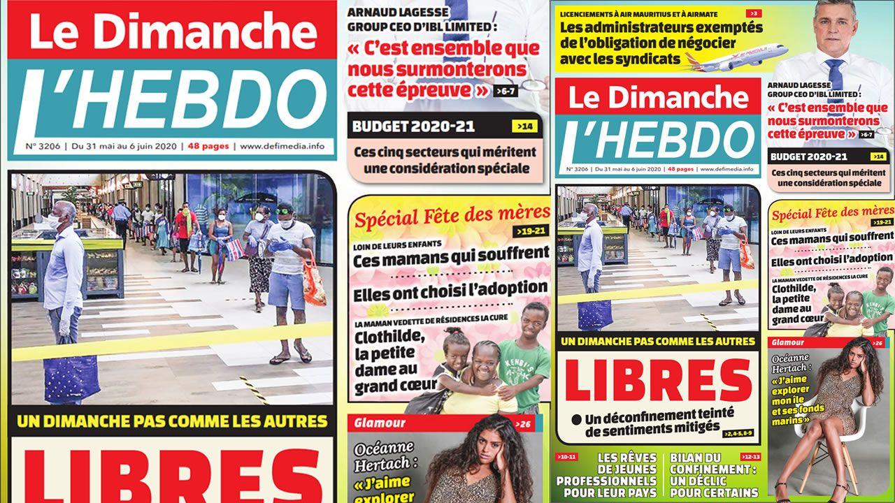 Le Dimanche / L'Hebdo