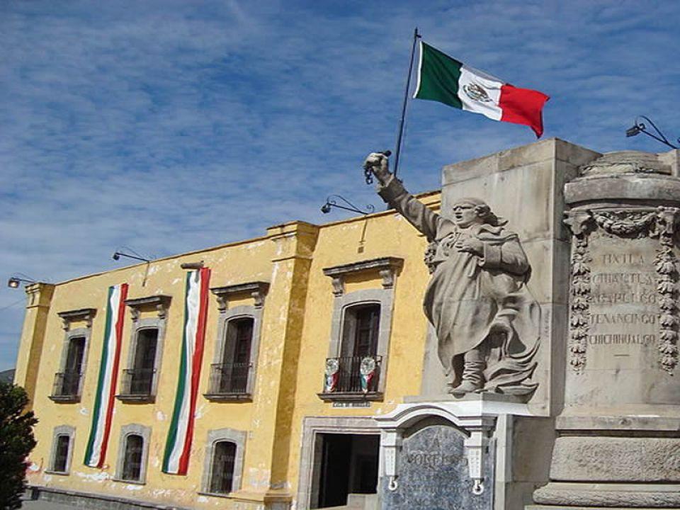 C'est à Ecatepec, une banlieue au nord-est de la capitale mexicaine, que le couple avait été arrêté (Source : Wikipedia)