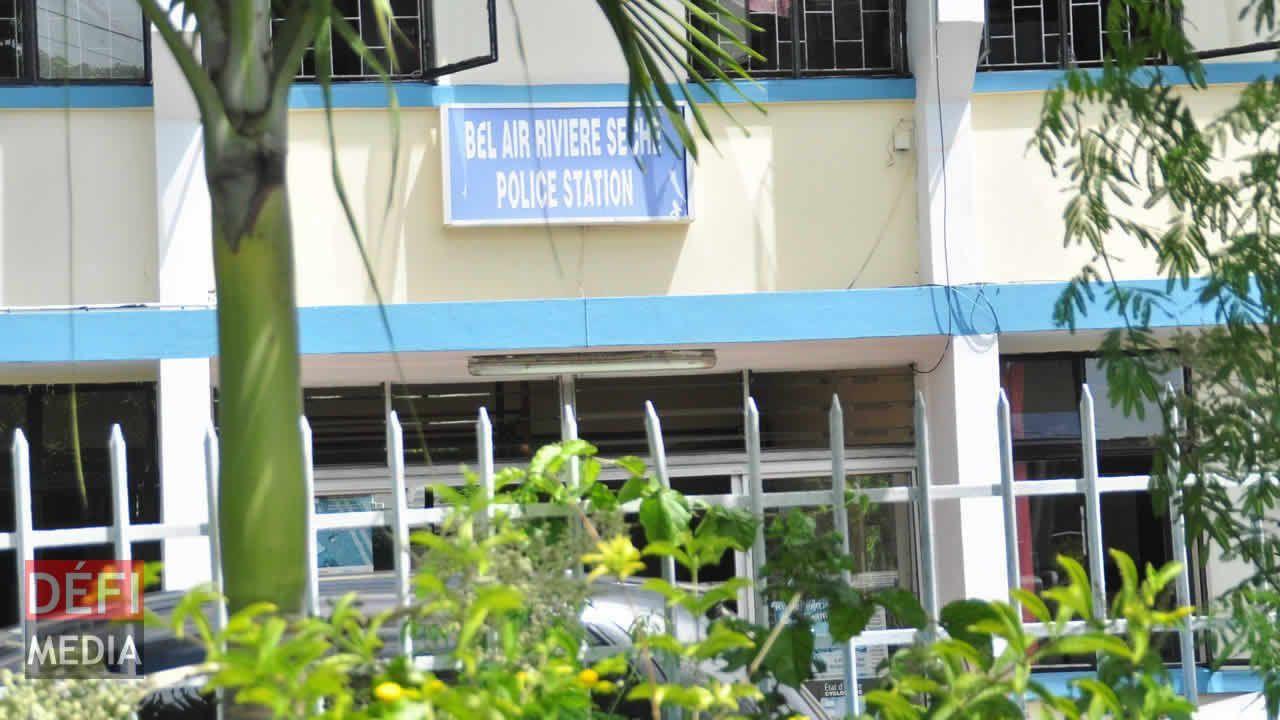 poste de police de Bel-Air