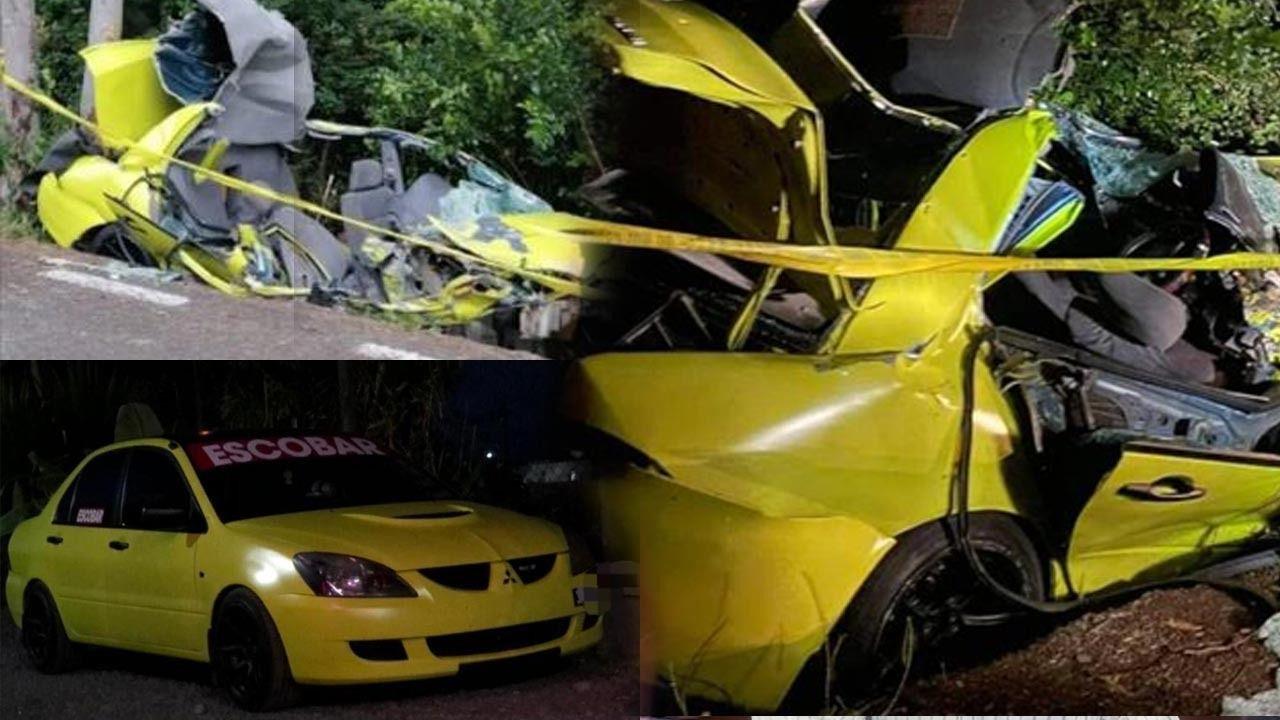 L'accident s'est produit le vendredi 9 avril 2021.