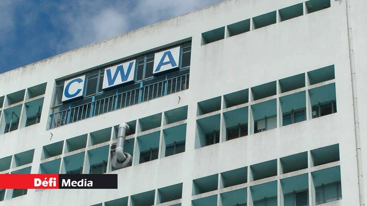 Covid-19 : les employés de la CWA de Saint-Paul soumis à un dépistage ce vendredi