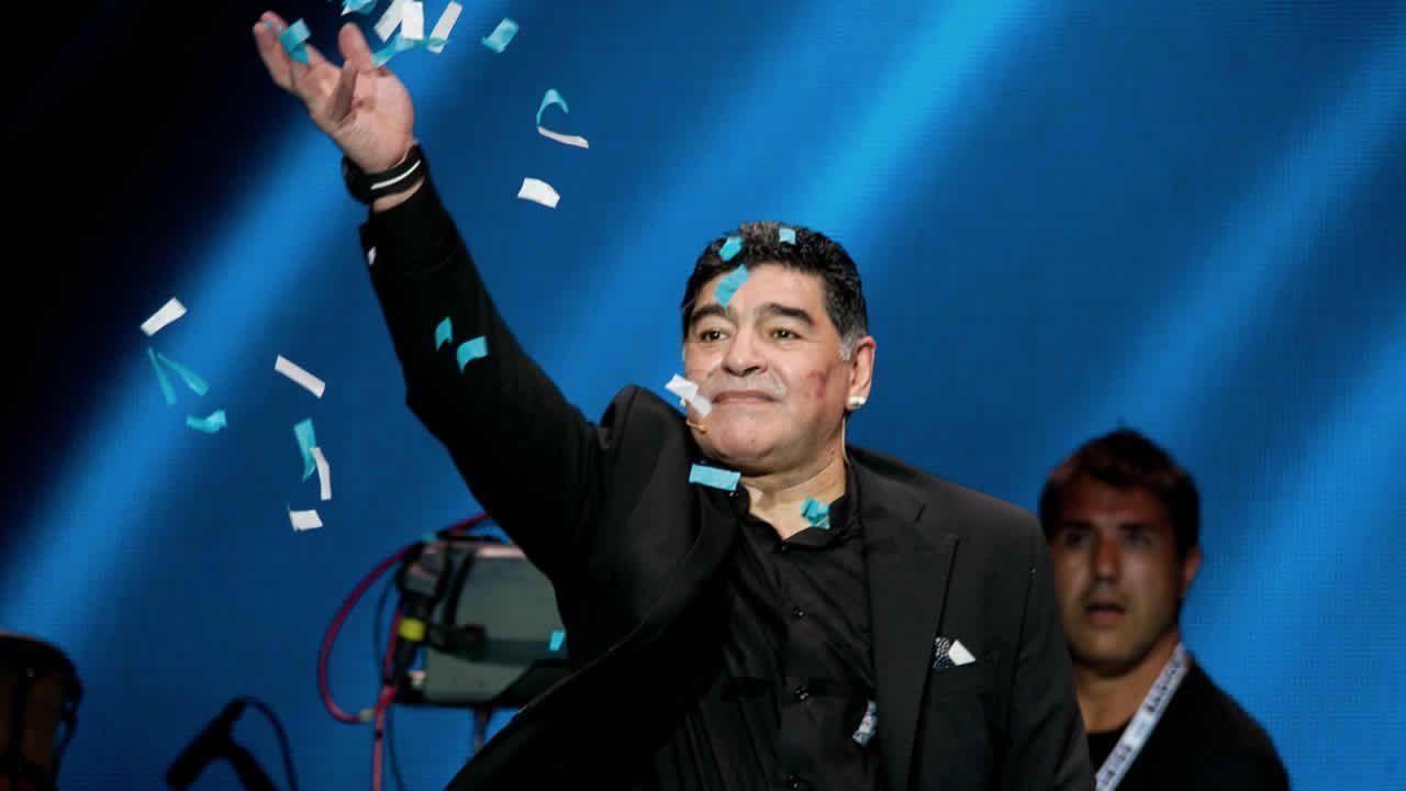 Diego Maradona a succombé à une crise cardiaque.