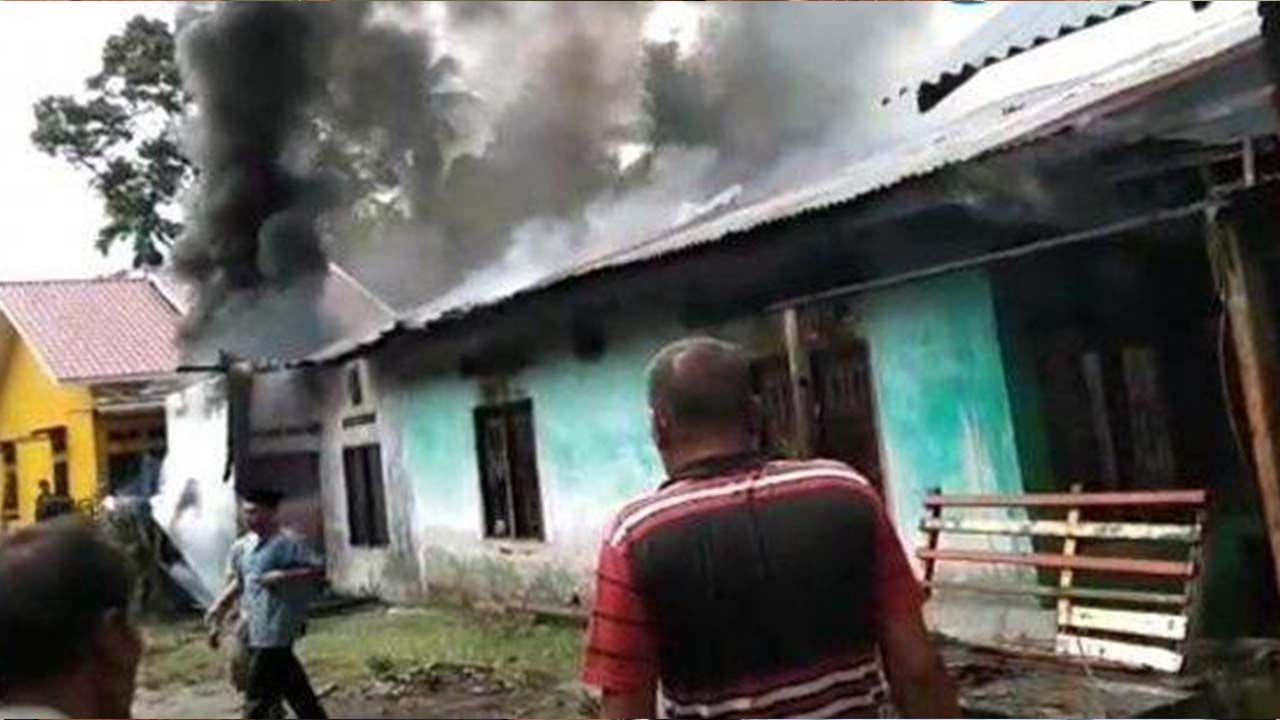 Au moins 30 morts dans l'incendie d'un entrepôt d'allumettes — Indonésie