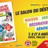 Salon du Déstockage : entrée gratuite pour profiter de promossur des produits maison et jardin