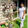 Gourvashi Damry : une 'junk art artist' qui redonne vie aux déchets